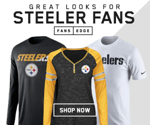 Shop Pittsburgh Steelers gear at FansEdge.com