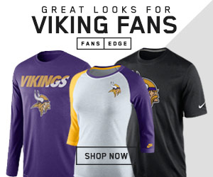 Shop for Official Minnesota Vikings Team Gear at FansEdge.com