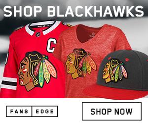 Shop Chicago Blackhawks Gear