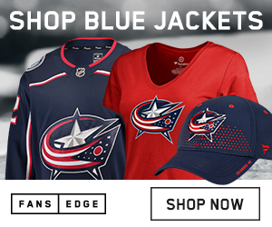 Shop Columbus Blue Jackets Gear