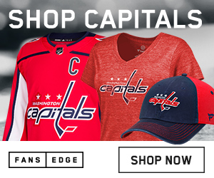 Shop Washington Capitals Gear