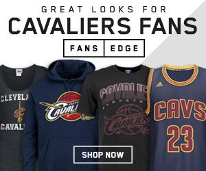 Cleveland Cavaliers Apparel Gear