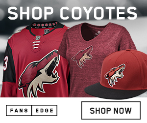 Shop Phoenix Coyotes Gear
