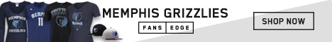 Shop the newest Memphis Grizzlies gear at FansEdge!