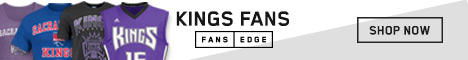 Shop the newest Sacramento Kings gear at FansEdge!
