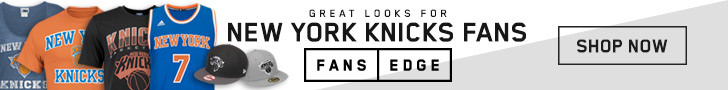 Shop the newest New York Knicks gear at FansEdge!
