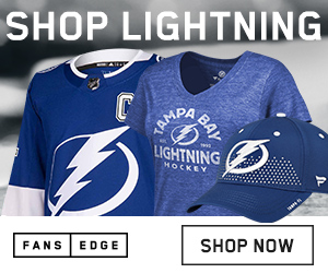 Shop Tampa Bay Lightning Gear