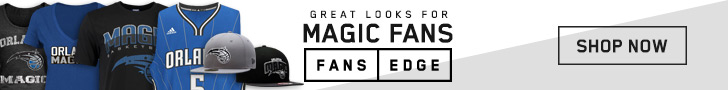 Shop the newest Orlando Magic gear at FansEdge!