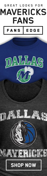 Shop the newest Dallas Mavericks gear at FansEdge!