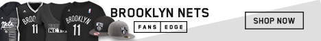 Shop the newest Brooklyn Nets gear at FansEdge!