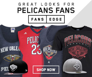 Shop the newest New Orleans Pelicans gear at FansEdge!