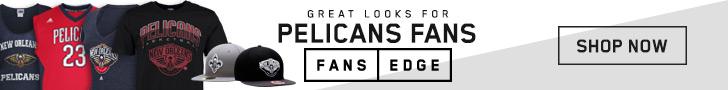 Shop the newest New Orleans Pelicans gear at FansEdge!