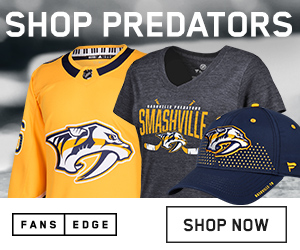 Shop Nashville Predators Gear