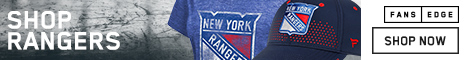 Shop New York Rangers Gear
