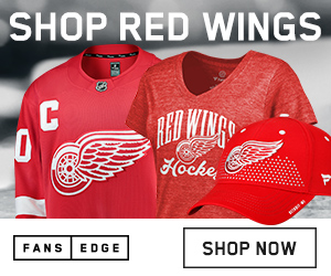 Shop Detroit Red Wings Gear