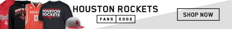 Shop the newest Houston Rockets geat at FansEdge!