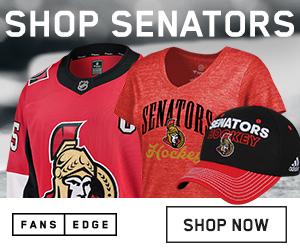 Shop Ottowa Senators Gear