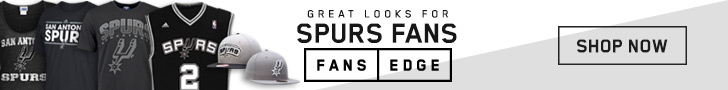 Shop the newest San Antonio Spurs gear at FansEdge!
