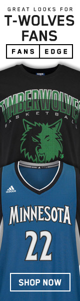 Shop the newest Minnesota Timberwolves gear at FansEdge!