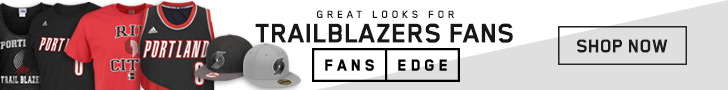 Shop the newest Portland Trail Blazers gear at FansEdge!