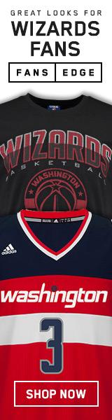 Shop the newest Washington Wizards gear at FansEdge!