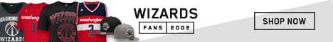 Shop the newest Washington Wizards gear at FansEdge!