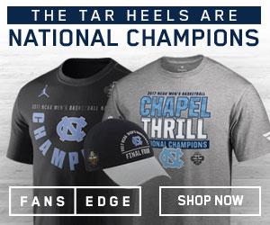UNC Tar Heels 2017 NCAA Champs
