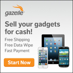 Gazelle's Lock in Your Price Plan For iPhone