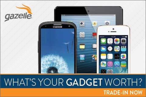 Trade-in Old Devices at Gazelle and Earn Cash for the New Year!