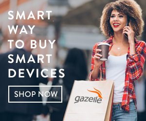 Gazelle is the Best Way to Upgrade your Electronics