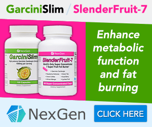 SlenderFruit-7 is the world's first and only single product to combine all 7 of the world's most powerful Super Fruit fat burners!