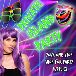 Private Island Party - Your One Stop Shop for Party Supplies