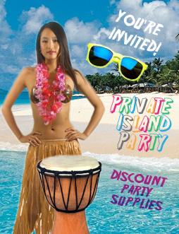 Private Island Party Discount Code
