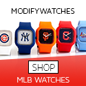 Show your TEAM colors with Modify Watches!