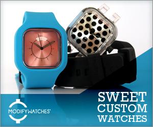 Modify - Sweet Custom Watches