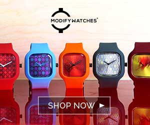New Urban Fall Style Watches
