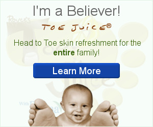 Toe Juice Believer