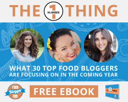 Learn how to start, grow and monetize your blog with Food Blogger Pro--Root + Revel is living proof that it works! See how I grew my blog here.
