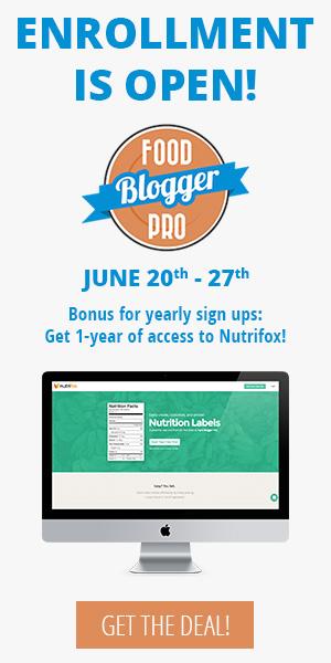 Start & Grow Your Food Blog