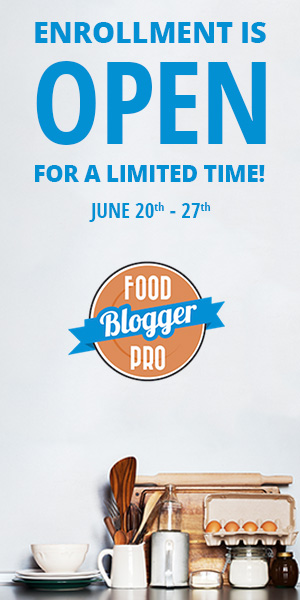Start & Grow Your Food Blog