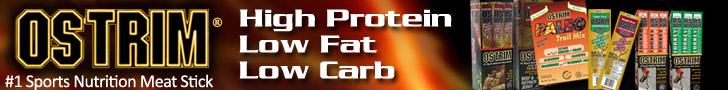 OSTRIM #1 Sports Nutrition Meat Stick