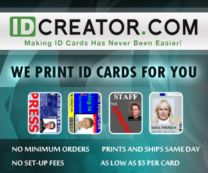 We Print IDs for You