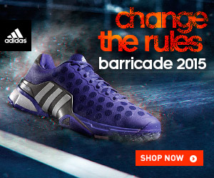 2015 adidas Barricade Tennis Shoes