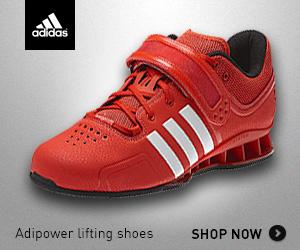 Men S Adipower Weightlifting Shoe True Size