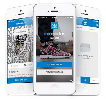 702e8671a7ce Design your own adidas ZX FLUX Shoes - BB Product Reviews