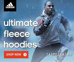 CJ Spiller Hoodie - 300
