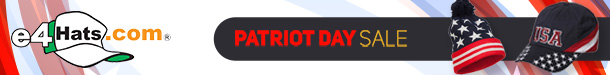 Patriot Day Sale - 20% OFF