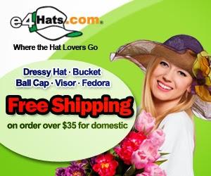 E4Hats Free Shipping Promo Code
