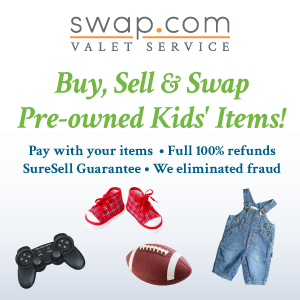 Buy, Sell & Swap Pre-owned Kids' Items