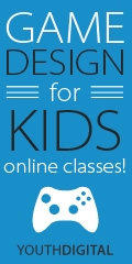 Game Design for Kids Online Classes